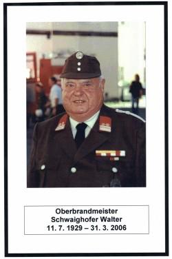 Schwaighofer Walter