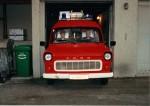 Als weitere Garage wurde für Rüst Bruderhof und das Boot eine Abstellfläche in der Prodingerstrasse genutzt.