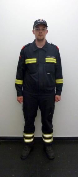 Schutzkleidung Dienstuniform
