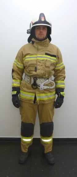 Schutzkleidung Einsatzuniform Gelb